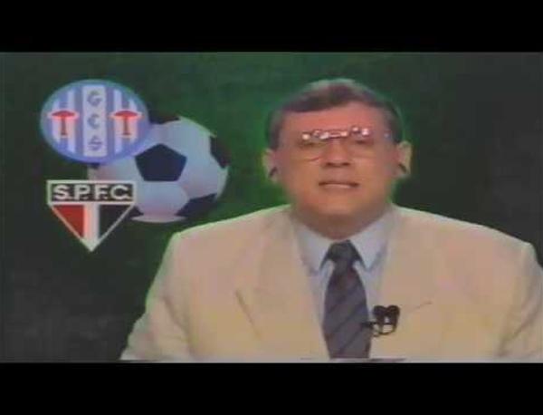 A apresentação do duelo foi comandada por Milton Neves