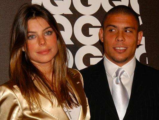 Na véspera da Copa de 2006, Ronaldo Fenômeno fez uma festa na França. Deu no que deu