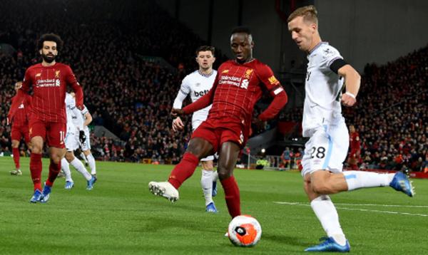 Confronto aconteceu no Anfield. Foto: Twitter oficial do Liverpool