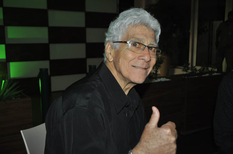 Ex-defensor da Briosa faleceu aos 72 anos. Foto: Marcos Júnior Micheletti/Portal TT
