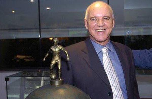 Atualmente ele trabalhava como gerente de futebol do Botafogo-RJ. Foto: Reprodução