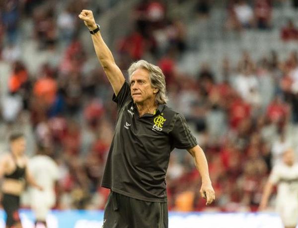 Os ganhos que o Flamengo teve com JJ são imensos. Foto: Alexandre Vidal/Flamengo