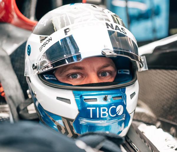 A exemplo da semana passada, equipe alemã foi a melhor na pista catalã. Foto: Mercedes-AMG F1