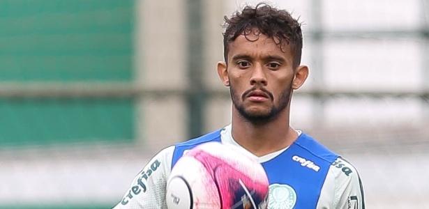Roger já sinalizou que o time pode atuar com Lucas Lima e Scarpa juntos. Foto: Cesar Greco/Ag. Palmeiras