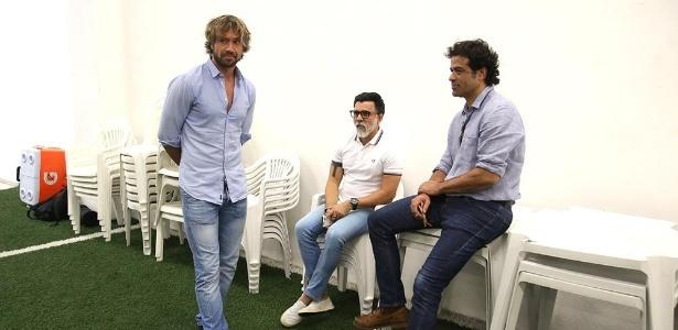 Diretoria composta pelos ídolos Lugano, Ricardo Rocha e Raí tem recebido elogios