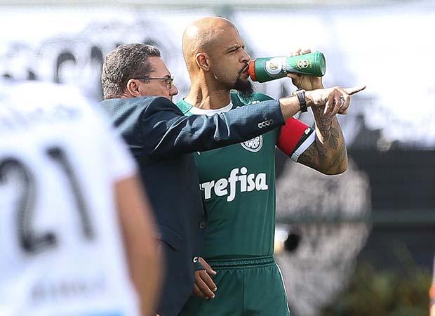 Capitão do Verdão destacou a experiência da equipe nas últimas edições do torneio. Foto: Cesar Greco