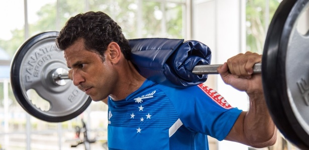 Atlético-MG pede que Fred possa ter o contrato suspenso na Câmara da CBF. Foto: Bruno Haddad/Cruzeiro