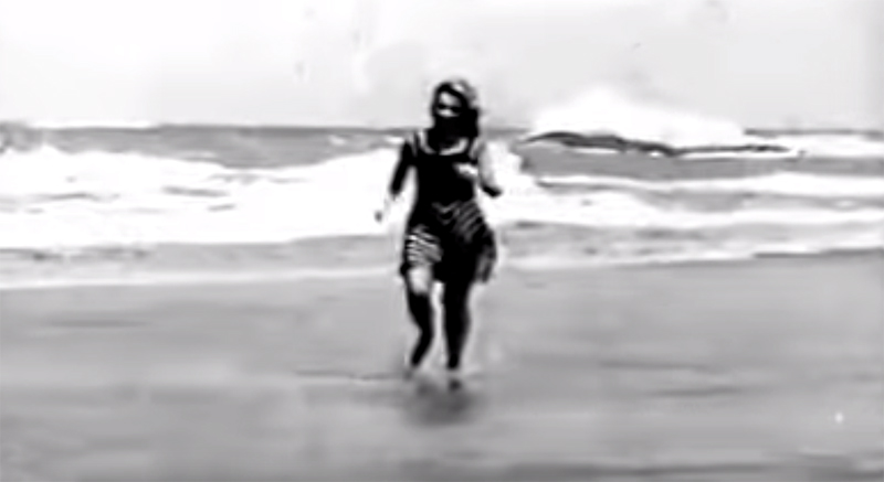 """Eva Wilma na abertura da novela """"Mulheres de Areia"""". Reprodução"""