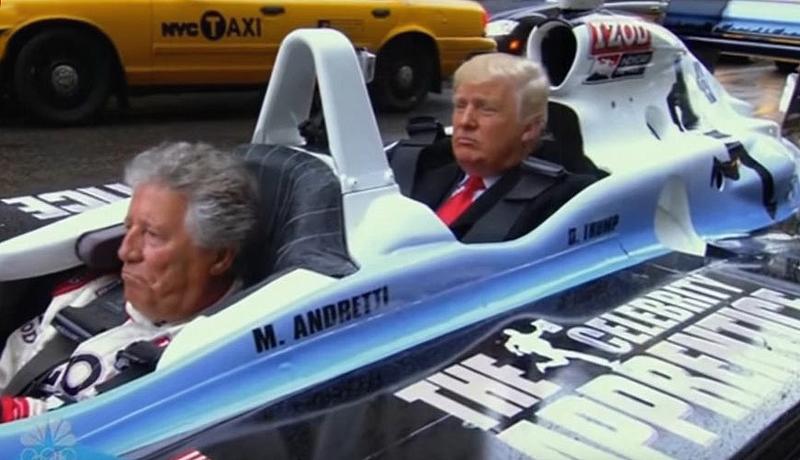 """Atual presidente norte-americano era apresentador do programa """"O Aprendiz"""""""