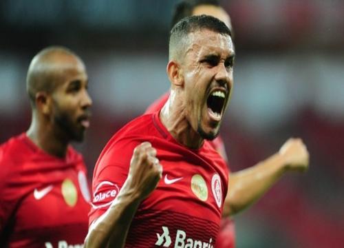 O atacante já marcou cinco gols no ano e lidera goleadores de Série A em 2018