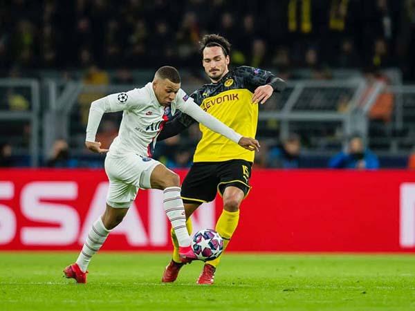 Equipe francesa precisa reverter situação complicada na Liga dos Campeões. Foto: Facebook/Reprodução