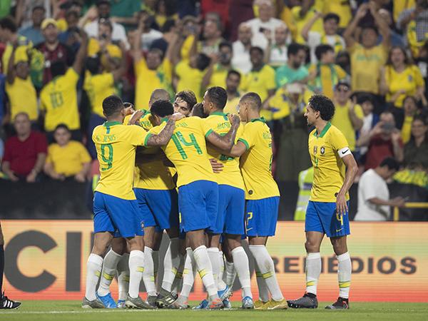 Primeiro jogo do Brasil seria contra Bolívia, dia 27 de março. Foto: Lucas Figueiredo/CBF