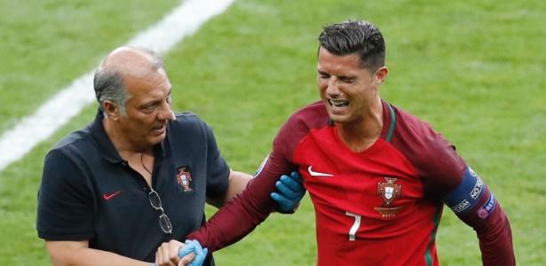 O jogador quer começar a temporada europeia totalmente recuperado da lesão
