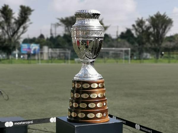 Torneio seria sediado por Argentina e Colômbia entre junho e julho deste ano. Foto: Facebook/Reprodução