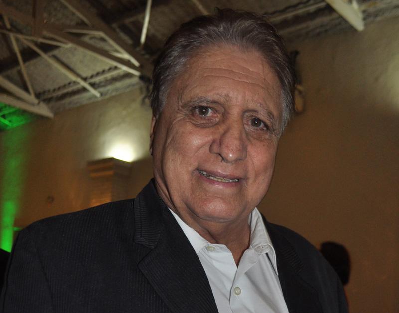 Ex-zagueiro se recupera de um AVC, sofrido no ano passado. Foto: Marcos Júnior Micheletti/Portal TT