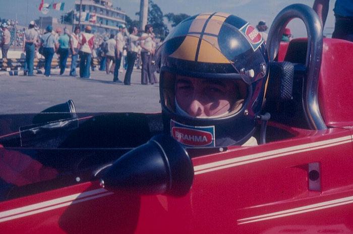 O piloto brasileiro, então na Brabham, estava em seu melhor momento na F1. Foto: Divulgação