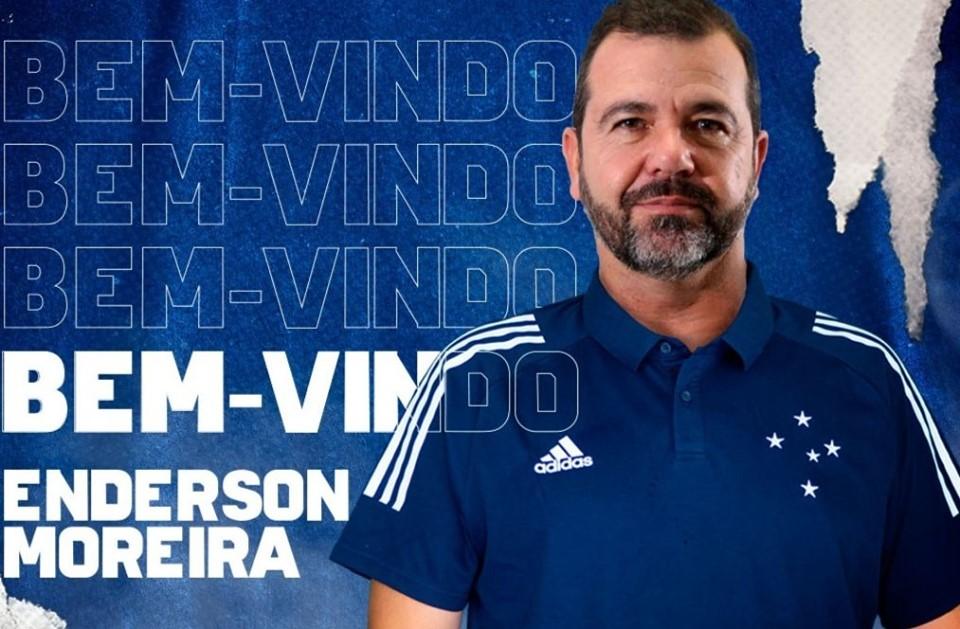 Novo treinador da Raposa estava invicto no comando do Ceará em 2020. Foto: Cruzeiro/Divulgação