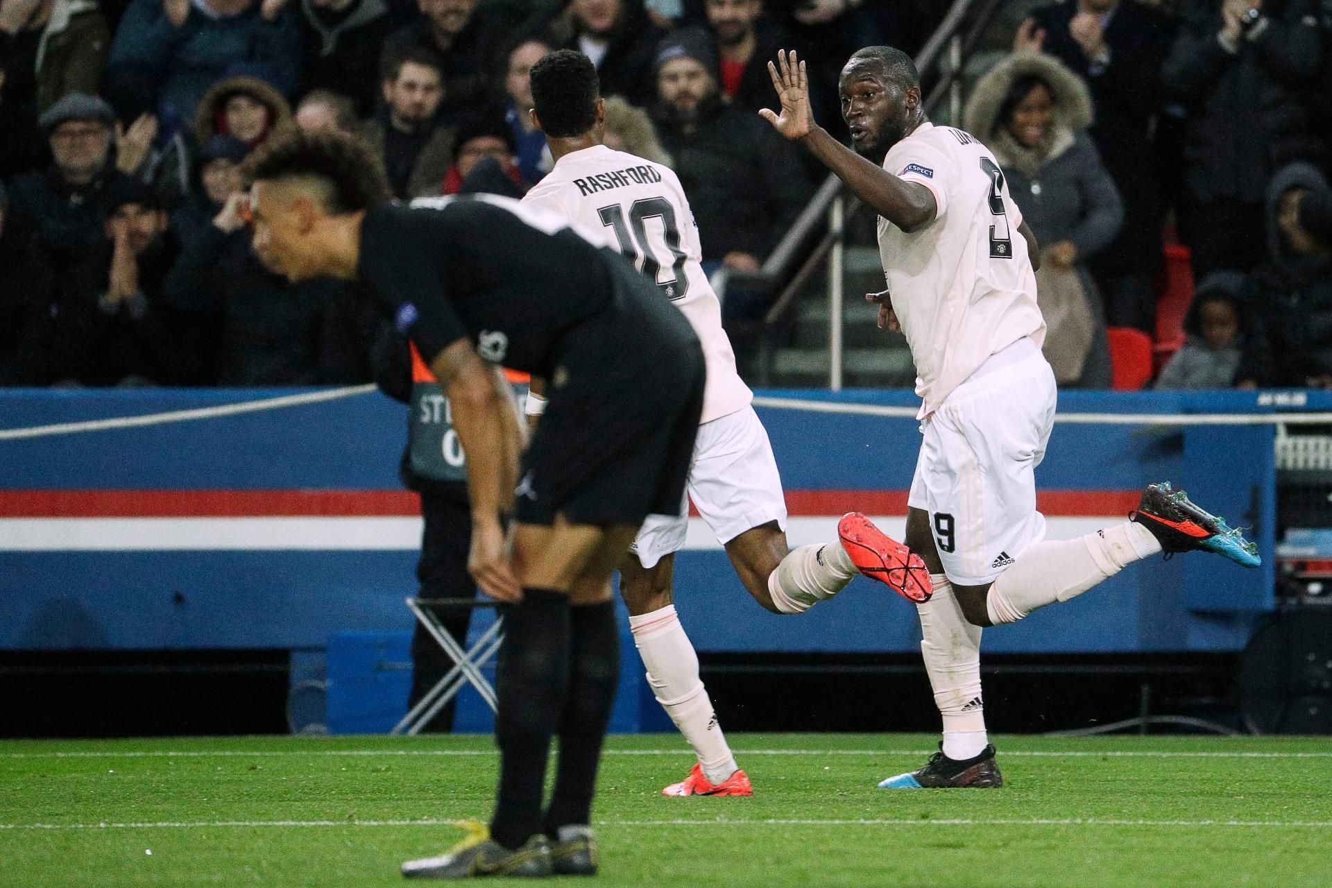 De novo sem Neymar, clube francês cai na Champions e de forma vexatória para o Manchester United