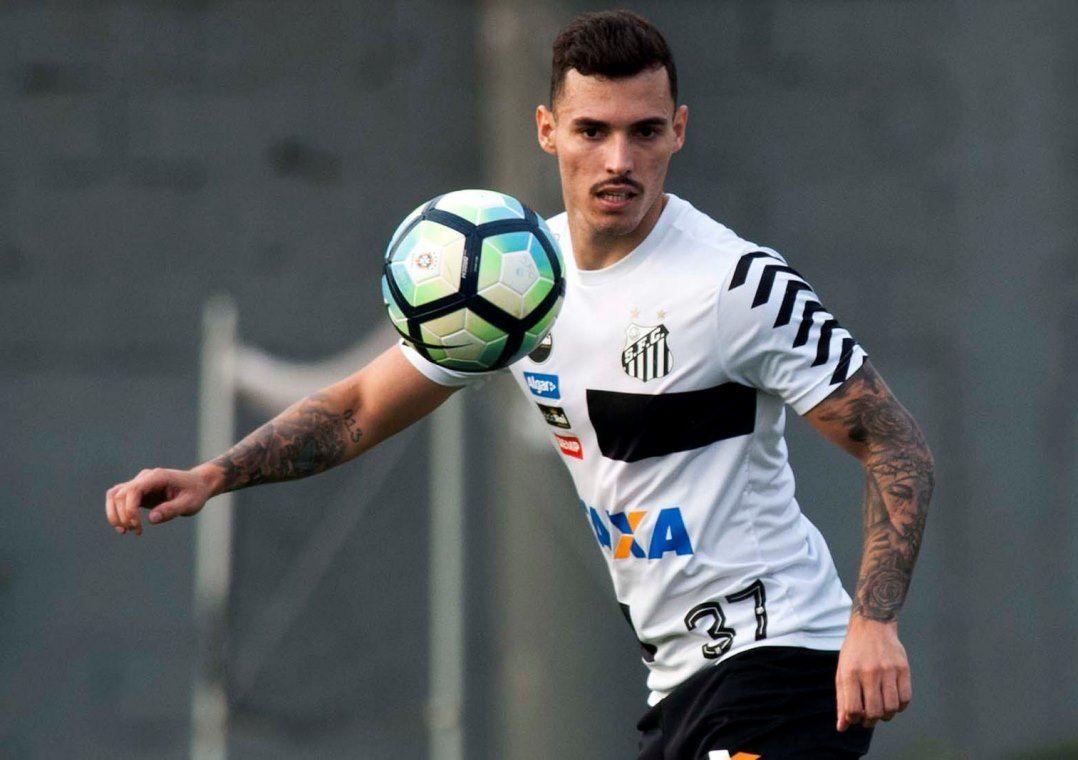 Nome do jogador surgiu durante as conversas com o Santos, que quer Marquinhos Gabriel. Foto: Ivan Storti/Santos FC