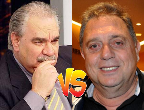 Morsa e Savóia discutiram por causa dos jogos do Brasileirão de 2005 que foram remarcados