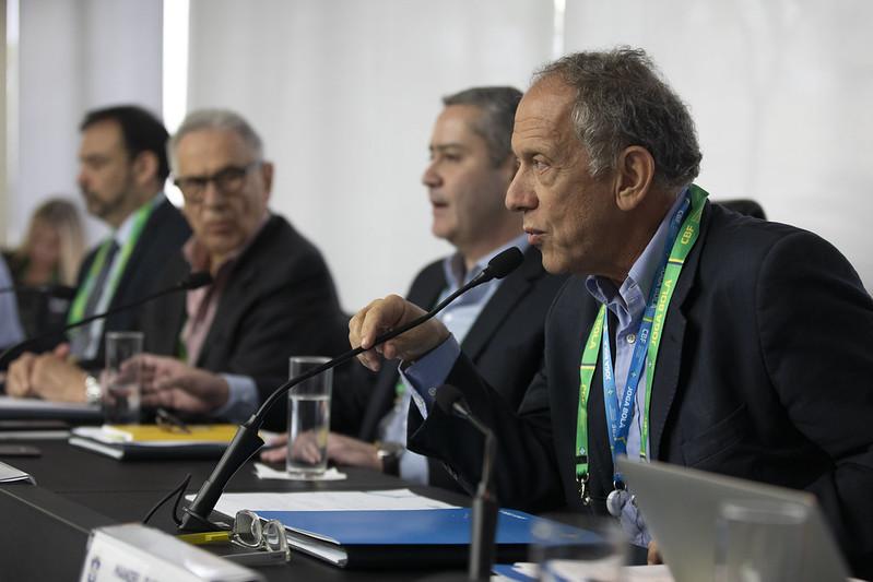 Secretário-geral da entidade descartou adaptar o calendário brasileiro ao europeu. Foto: Lucas Figueiredo/CBF