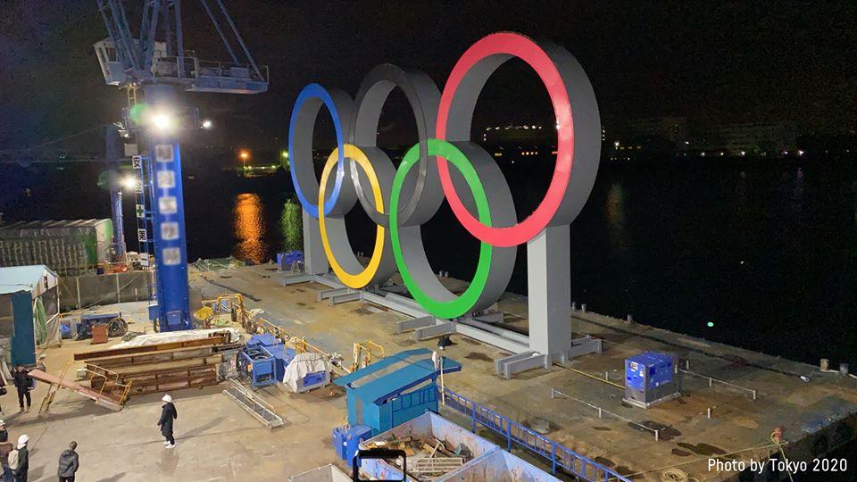 Jogos de Tóquio teriam início em 24 de julho. Foto: Facebook/Reprodução