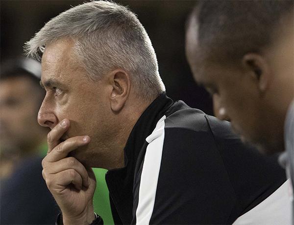 Com Tiago Nunes, o Corinthians teve aproveitamento de 41%. Foto: Daniel Augusto Jr./Ag. Corinthians