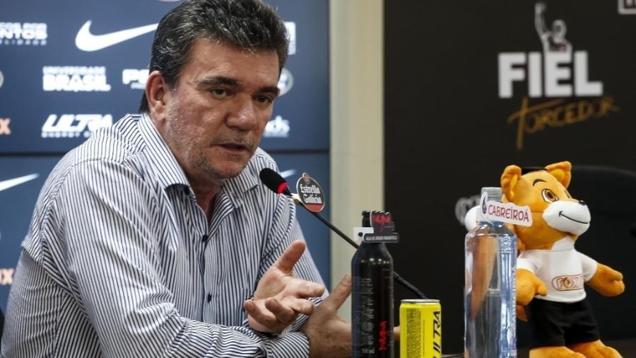 Andrés Sanchez melhora, mas segue internado com um quadro de encefalite viral - uma inflamação do cérebro
