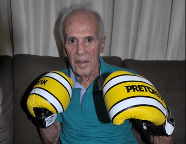 Ex-boxeador está entre os melhores do mundo. Foto: Marcos Júnior Micheletti/Portal TT