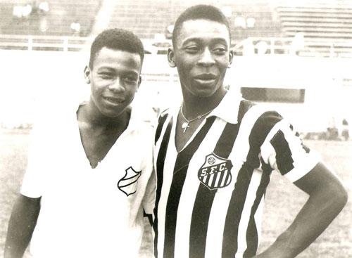 Zoca jogou no Santos na década de 1960