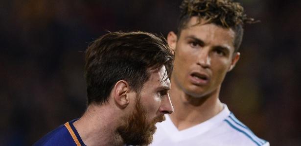Com Neymar e Mabappé fora da disputa, Bola de Ouro volta a ficar entre os dois maiores gênios do mundo da bola dos últimos tempos. Para você, quem leva?