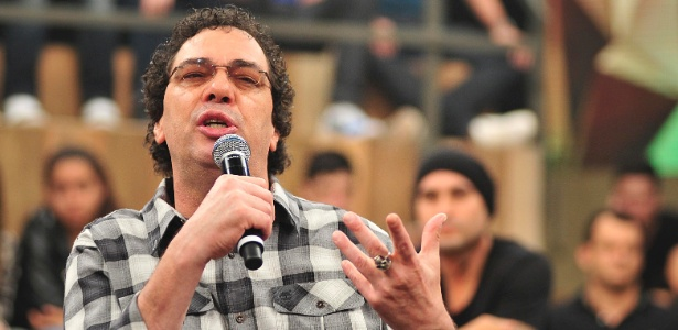 """Casagrande não é um abutre, mas um jornalista independente que não precisa ser """"parça"""" de ninguém para viver sua vida. Foto: TV Globo - via UOL"""