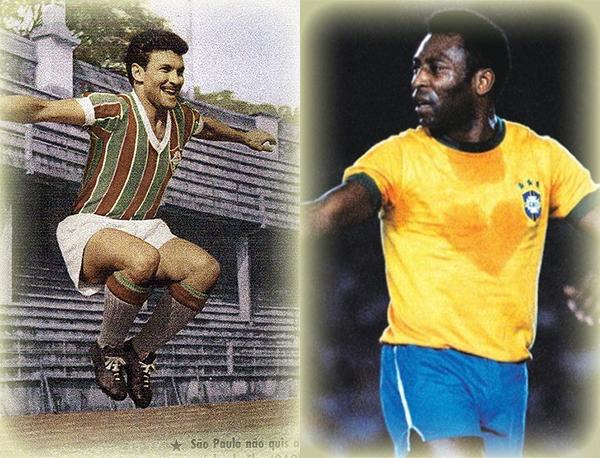Joaquinzinho viveu fase melhor que o Pelé? Divirta-se com este causo