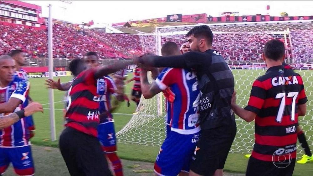 d45eb9f187c01 Súmula confirma vitória por 3 a 0 do Bahia sobre o Vitória ...