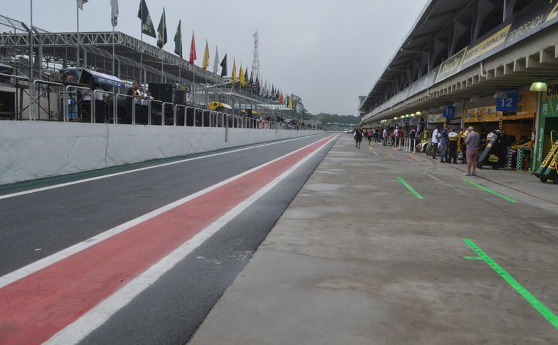 Interlagos receberia a segunda etapa do Campeonato Paulista de Automobilismo. Foto: Marcos Júnior Micheletti/Portal TT