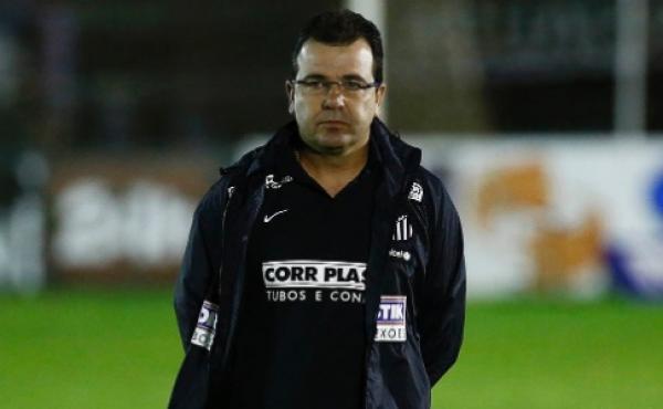 O Atlético-PR não perdeu tempo para anunciar seu novo treinador