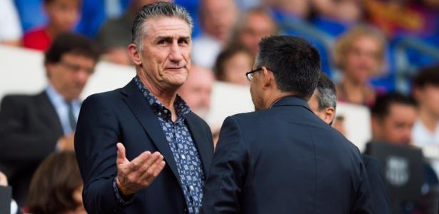A dupla do Barcelona vai voltar a vestir a camisa da Argentina em setembro