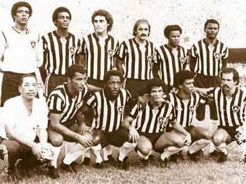 Resultado de imagem para Botafogo de 1977/78
