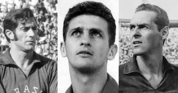 Três ídolos do futebol mundial que morreram no mês de agosto.