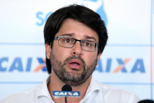 Guilherme Bellintani, presidente do Bahia. Foto: Divulgação