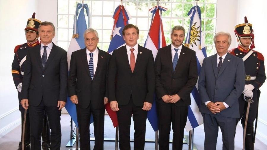 O encontro na capital argentina teve Mauricio Macri como anfitrião