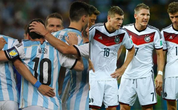 TT AM - quem engana mais, Argentina ou Alemanha? - Notícias - Terceiro Tempo