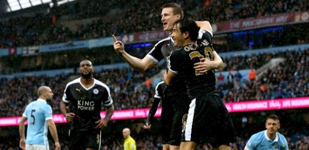 O confronto foi de fundamental importância para o Leicester