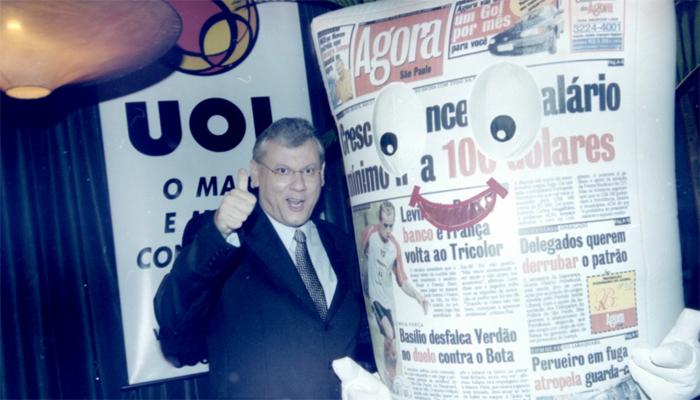 Foto: Regina Agrella 28.fev.2000/Folhapress