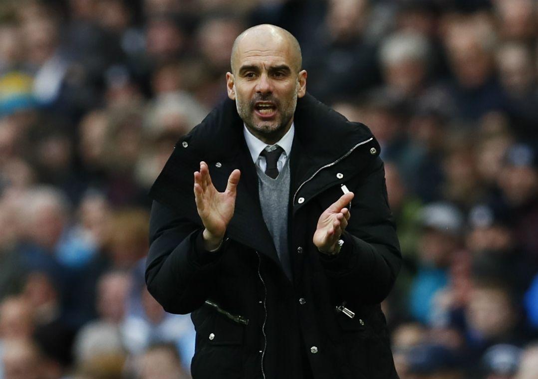Guardiola destaca que dono quer a sua permanência no clube inglês por muito tempo