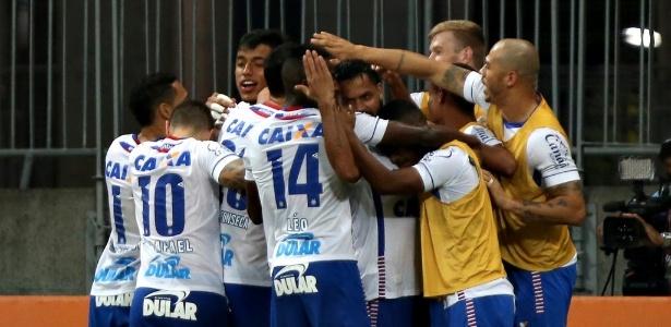 O jogo no Presidente Vargas refletiu bem por que Ceará e Bahia figuram na metade de baixo da tabela