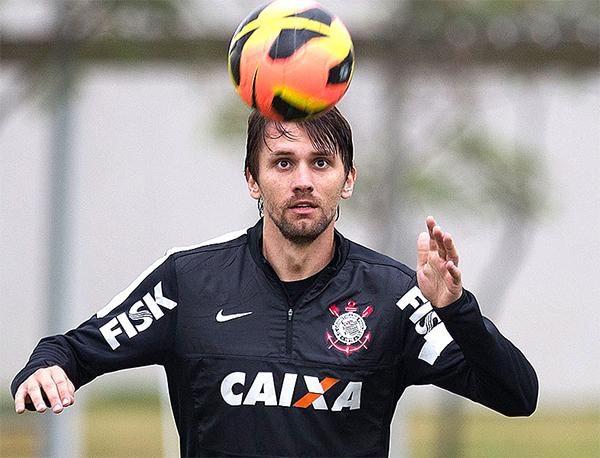 Paulo André, ex-zagueiro do Corinthians. Foto: Daniel Augusto Jr./Ag. Corinthians