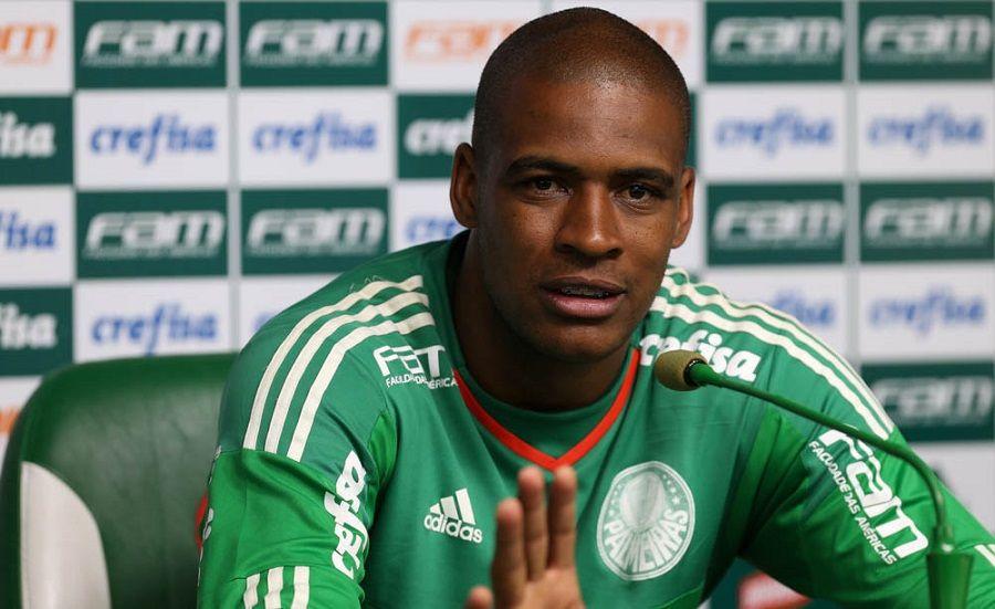 Jailson está no Palmeiras desde 2014. Foto: Cesar Greco/Ag. Palmeiras