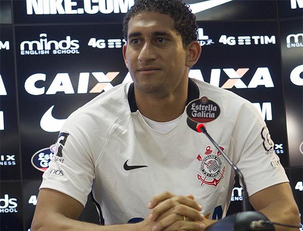 Pablo, em 2017, em sua passagem pelo Corinthians. Foto: Daniel Augusto Jr./Ag. Corinthians