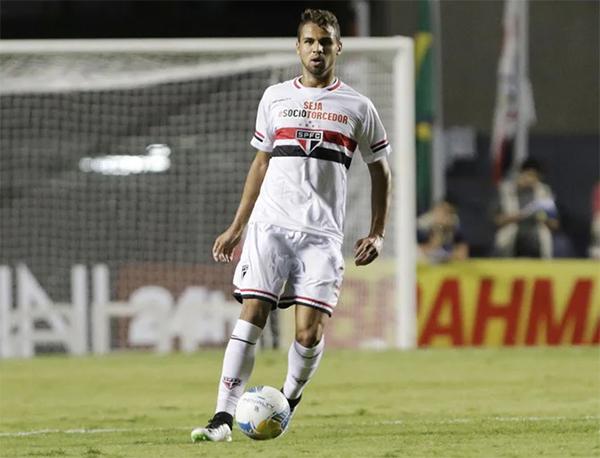Lucão, ex-zagueiro do São Paulo. Foto: Rubens Chiri/São Paulo FC